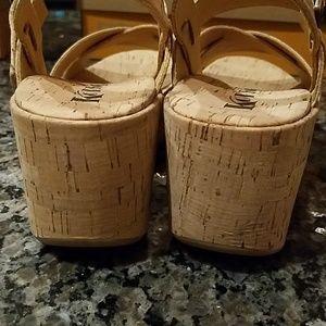 Kork-Ease Shoes - Korks by Kork-Ease Denica Natural Cork Sandals